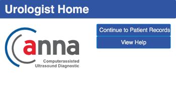 Urologen Home Maske Prostatakrebs Diagnostik ANNAcTRUS